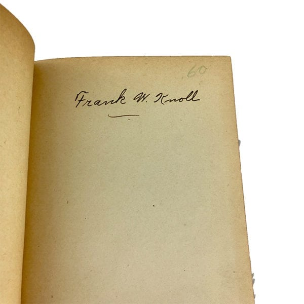 1892 Edition Antique Book Moral Evil by L.B. Wilkes