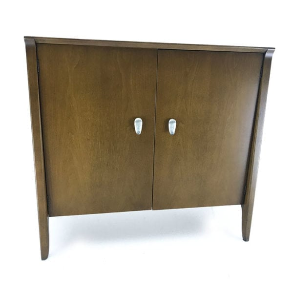Photo of Slightly Angled Mid Century Drexel Profile Cupboard
