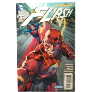 The Flash #34 Selfie Variant Edition DC Universe Comics