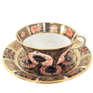 Royal Crown Derby Old Imari Cup and Saucer